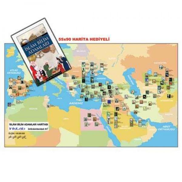 İslâm Bilim Adamları (Harita Hediyeli, Ciltli)