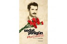 Sedat Yenigün Meşalesi - Milliyet Gazetesi - Adnan Öksüz