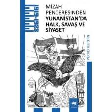 Mizah Penceresinden Yunanistanda Halk Savaş ve Siyaset