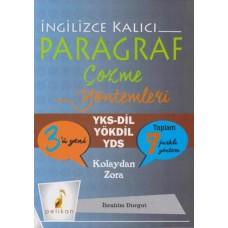 Pelikan İngilizce Kalıcı Paragraf Çözme Yöntemleri
