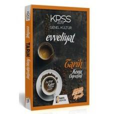 İsem KPSS Genel Kültür Evveliyat Tarih Konu Öğretimi-YENİ