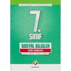 Final 7. Sınıf Sosyal Bilgiler Soru Bankası-YENİ