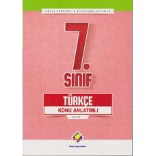 Final 7. Sınıf Türkçe Konu Anlatımlı-YENİ