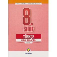 Final 8. Sınıf Türkçe Konu Anlatımlı-YENİ