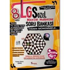 Seans LGS Sözel Mantık Muhakeme Soru Bankası-YENİ